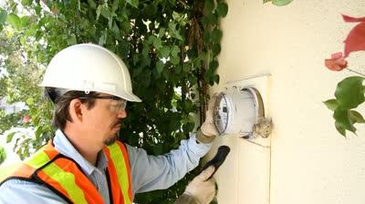 Встановлення електролічильників