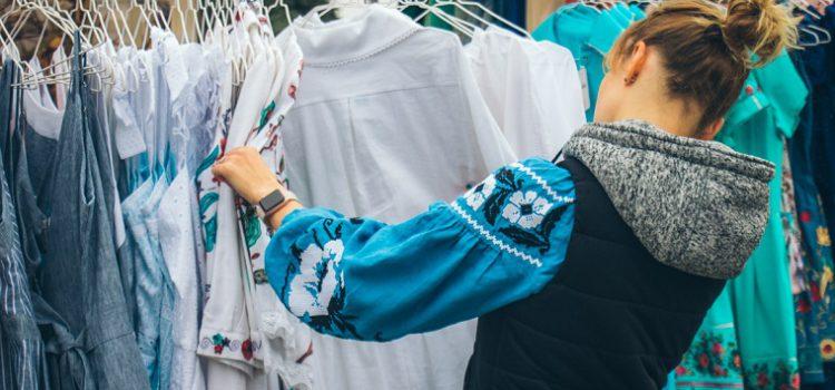 На ВДНГ проходит фестиваль Made in Ukraine