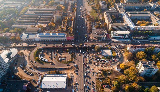 Снос Шулявского моста: по проспекту Победы перестанут ездить троллейбусы