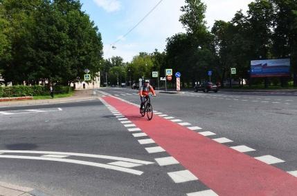 В Киеве проведут магистральный веломаршрут «Соломенка-Центр»